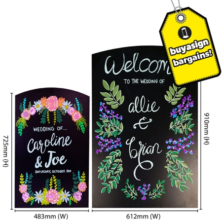 Chalkboard Panel Bargains