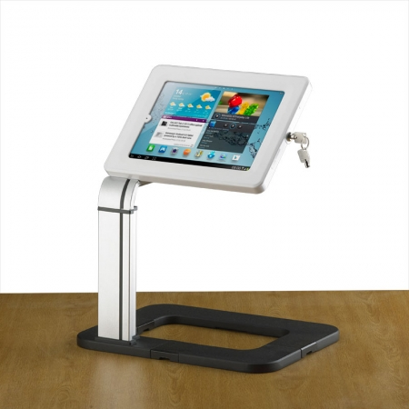 Desktop Lockable Tablet Holder